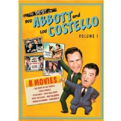 The Best of Bud Abbott and Lou Costello: Volume 1 (DVD)