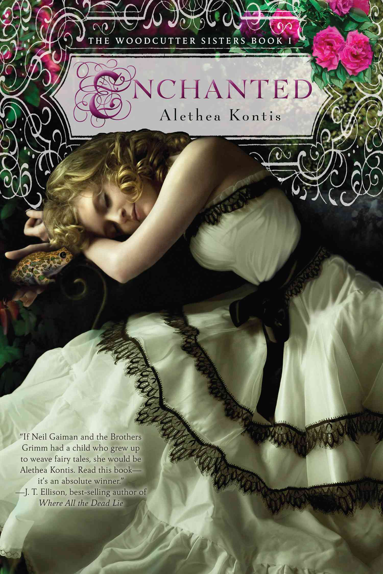 Enchanted (Paperback)