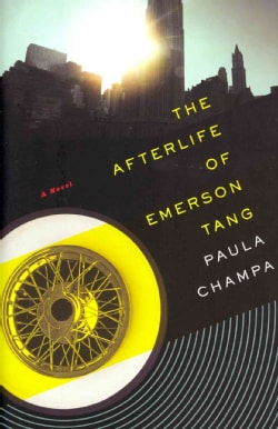 The Afterlife of Emerson Tang: A Novel (Hardcover)