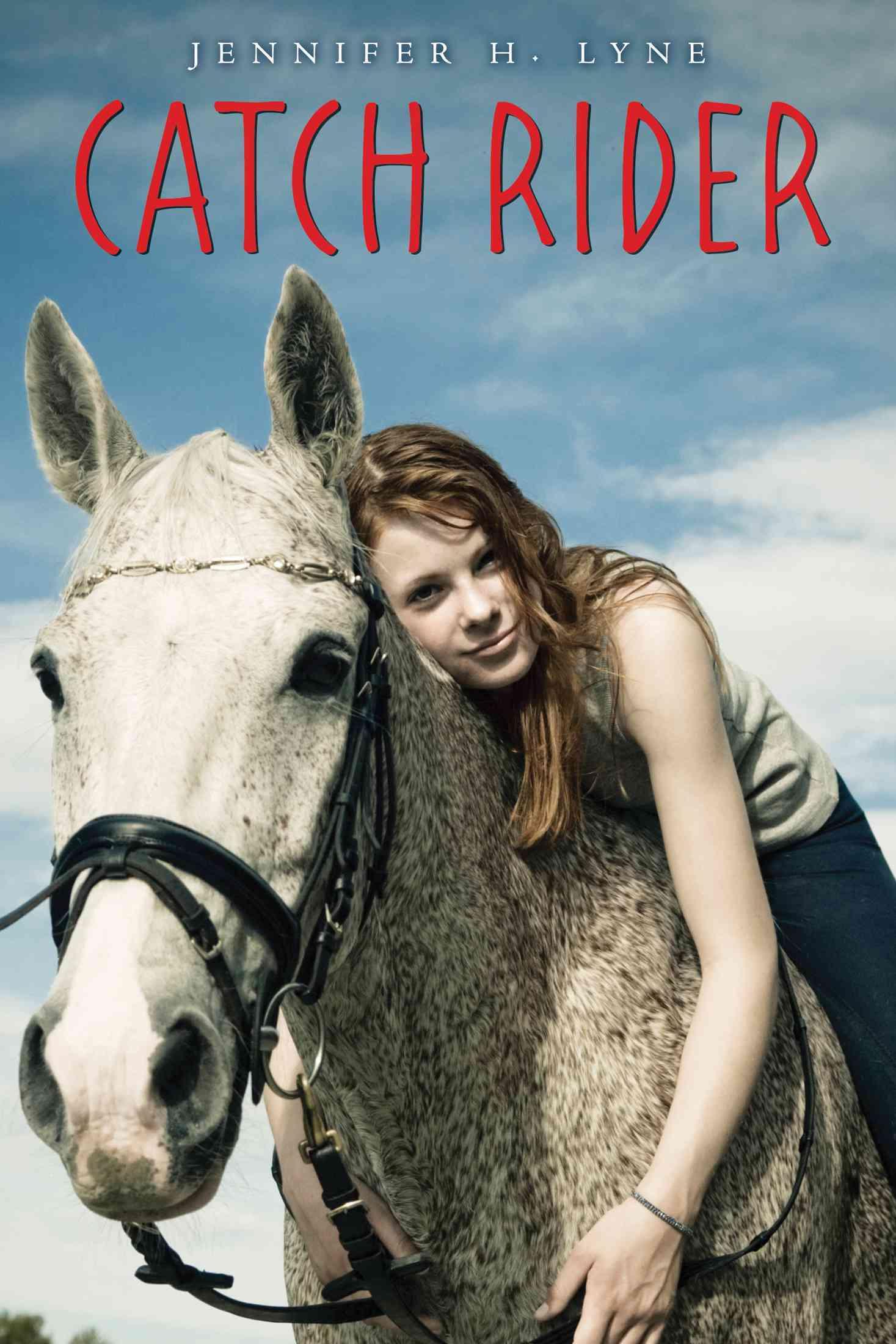 Catch Rider (Hardcover)