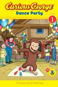 Curious George Dance Party (Hardcover)