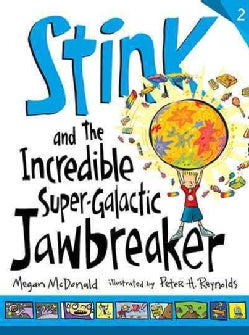 Stink and the Incredible Super-galactic Jawbreaker (Hardcover)