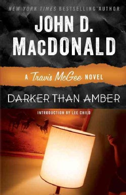 Darker Than Amber: A Travis McGee Novel (Paperback)