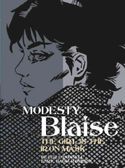Modesty Blaise: The Girl in the Iron Mask (Paperback)