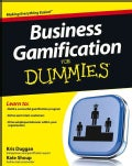 Business Gamification for Dummies (Paperback)
