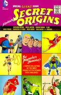 DC Universe: Secret Origins (Paperback)