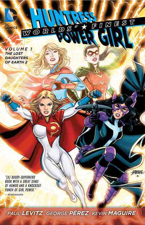 World's Finest 1: The Lost Daughters of Earth 2 (The New 52!) (Paperback)