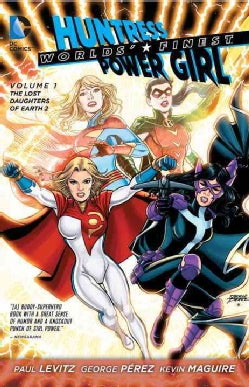 World's Finest 1: The Lost Daughters of Earth 2  (Paperback)