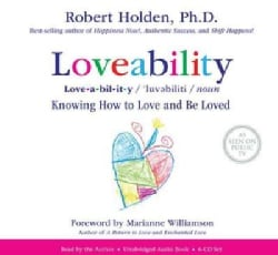 Loveability: Knowing How to Love and Be Loved (CD-Audio)