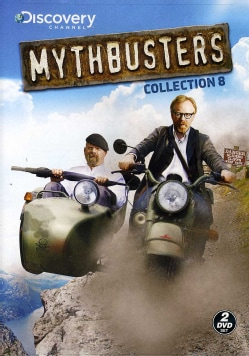 MythBusters: Collection 8 (DVD)