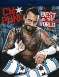 WWE CM Punk: Best In The World (Blu-ray Disc)