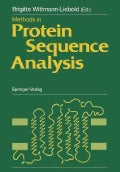 Methods in Protein Sequence Analysis: Proceedings of the 7th International Conference, Berlin, July 38, 1988 (Paperback)