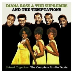 Diana & The Supremes Ross - Joined Together: The Complete Studio Duets