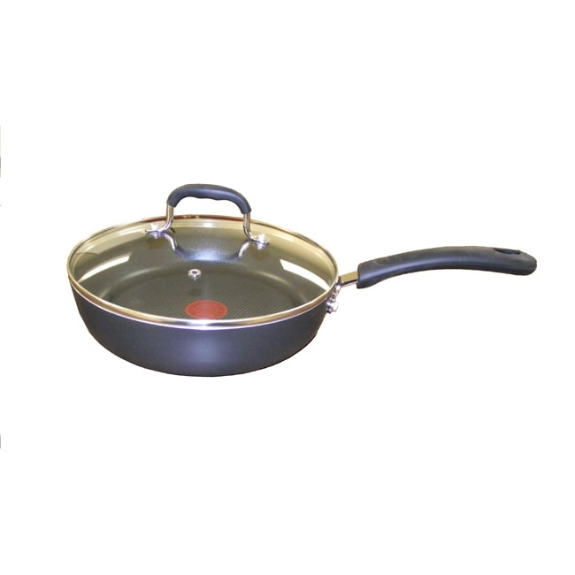 T-fal 10-inch Covered Deep Saute Pan
