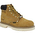 AdTec Men's 1982 6 inch Steel Toe Nubuck Hiker Boots