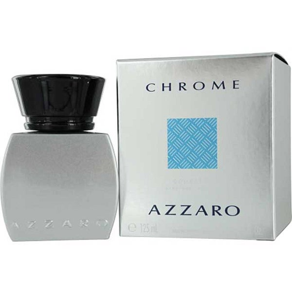 Azzaro Chrome Collector Precious Edition Men's 4.2-ounce Eau de Toilette Spray