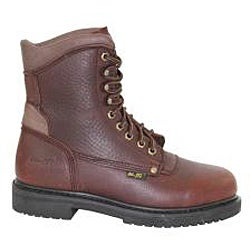 AdTec 1623 8-Inch-Shaft Leather Work Boots