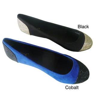I-Comfort Women's Colorblock Flat