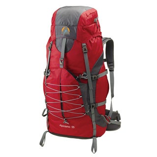 Alpinizmo 55 Backpack by High Peak USA