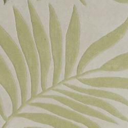 Safavieh Handmade Ferns Ivory New Zealand Wool Rug (3'6 x 5'6')