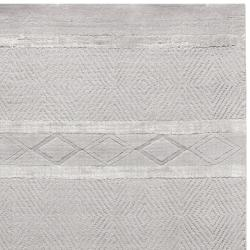 Safavieh Handmade Metro Grey New Zealand Wool Rug (9'6 x 13'6)