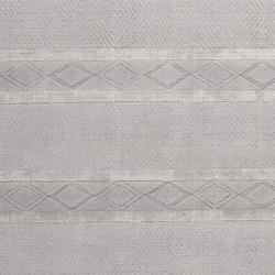Handmade Metro Grey New Zealand Wool Rug (6' x 9')