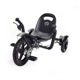 Mobo Tot A Toddlers Ergonomic Three Wheeled Black Cruiser