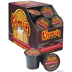 Timothy's World Coffee Kahlua 96 K-Cup for Keurig Brewers