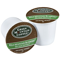 Green Mountain Coffee Wild Mountain Blueberry 96 K-Cups for Keurig Brewers