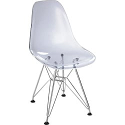Baby Spire Transparent Chair