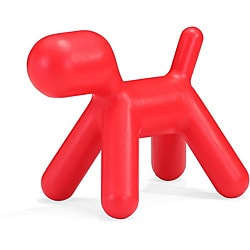 Red Pup Chair