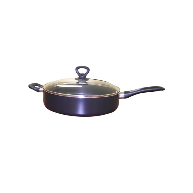 WearEver Comfort Grip 12-inch Covered Skillet