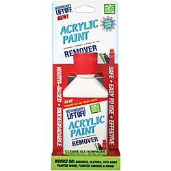 Lift Off Acrylic Paint Remover (4.5 oz)