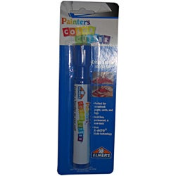 Elmer's Painters ColorCutter, Blue Marker (Pack of 6)