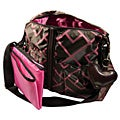 Hugamonkey Fuschia Diaper Bag
