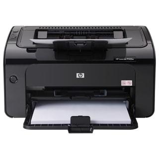 HP LaserJet Pro P1102W Laser Printer - Monochrome - 1200 dpi Print -