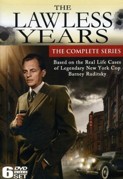 The Lawless Years: The Complete Series (DVD)