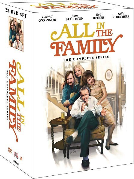 All in the Family: The Complete Series (DVD)