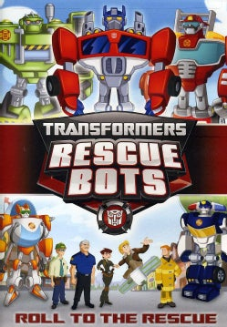 Transformers Rescue Bots: Roll to the Rescue (DVD)