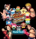 Street Fighter X Sanrio: World View (Hardcover)