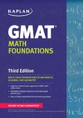 Kaplan GMAT Math Foundations (Paperback)