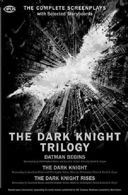 The Dark Knight Trilogy: Batman Begins / The Dark Knight / The Dark Knight Rises (Paperback)