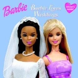 Barbie Loves Weddings (Paperback)