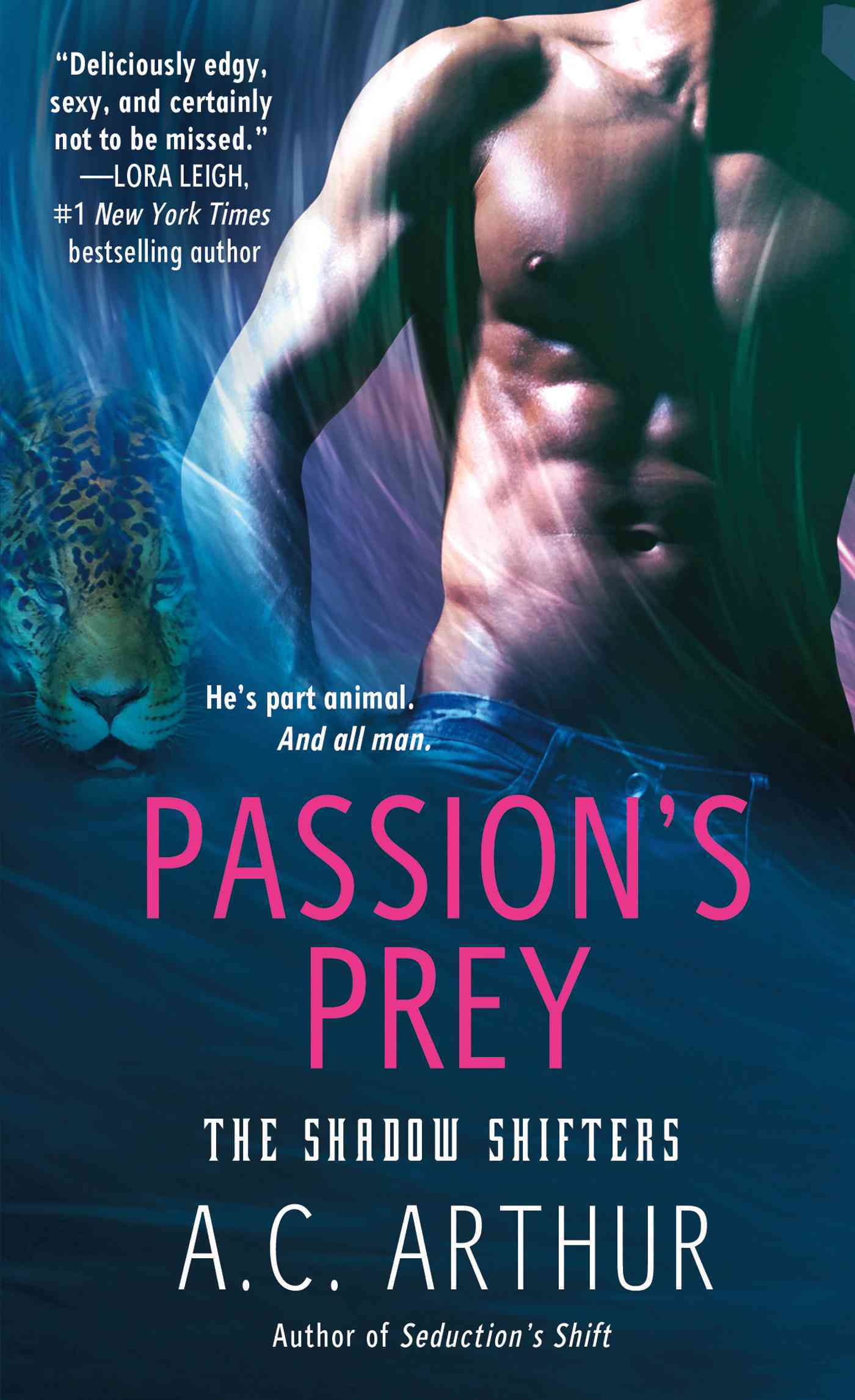 Passion's Prey (Paperback)