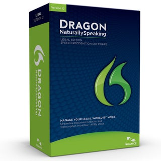 Dragon NaturallySpeaking 12 Legal
