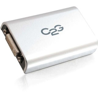 C2G USB to DVI Adapter Up To 2048 x 1152