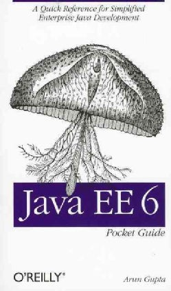 Java EE 6 Pocket Guide (Paperback)