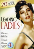 Hollywood's Leading Ladies: 20 Film Set (DVD)