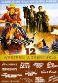 Western Adventures: Family Film Collection - 12 Movies (DVD)