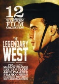 The Legendary West: Western Cinema Collection - 12 Films (DVD)